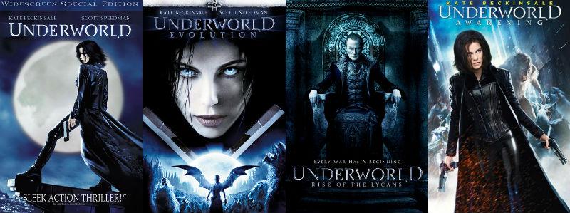 underworld serie