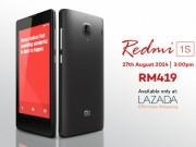 Lazada Malaysia sells Xiaomi Redmi 1S