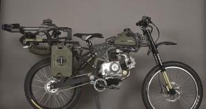 Motopeds Survival Bike