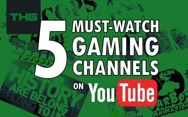 5 Must-Watch Gaming Channels on YouTube