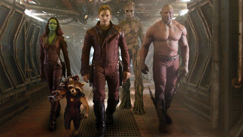 Guardians just showed that Marvel can do no wrong, even with relatively unknown characters