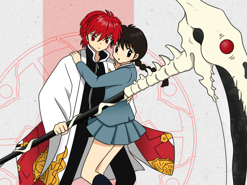 New anime by Ranma 1/2 creator confirmed
