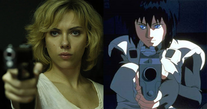 Why I M Not Against Scarlett Johansson S Casting In Ghost In The Shell