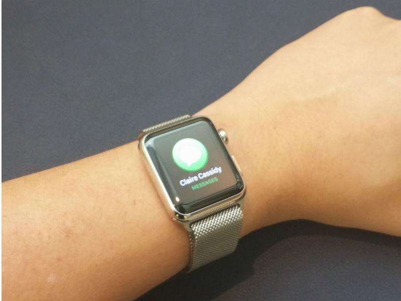 milanese loop apple watch. Black Bedroom Furniture Sets. Home Design Ideas