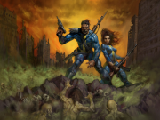 Fallout for comic