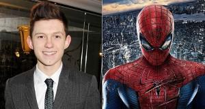 Tom Holland new Spider-man