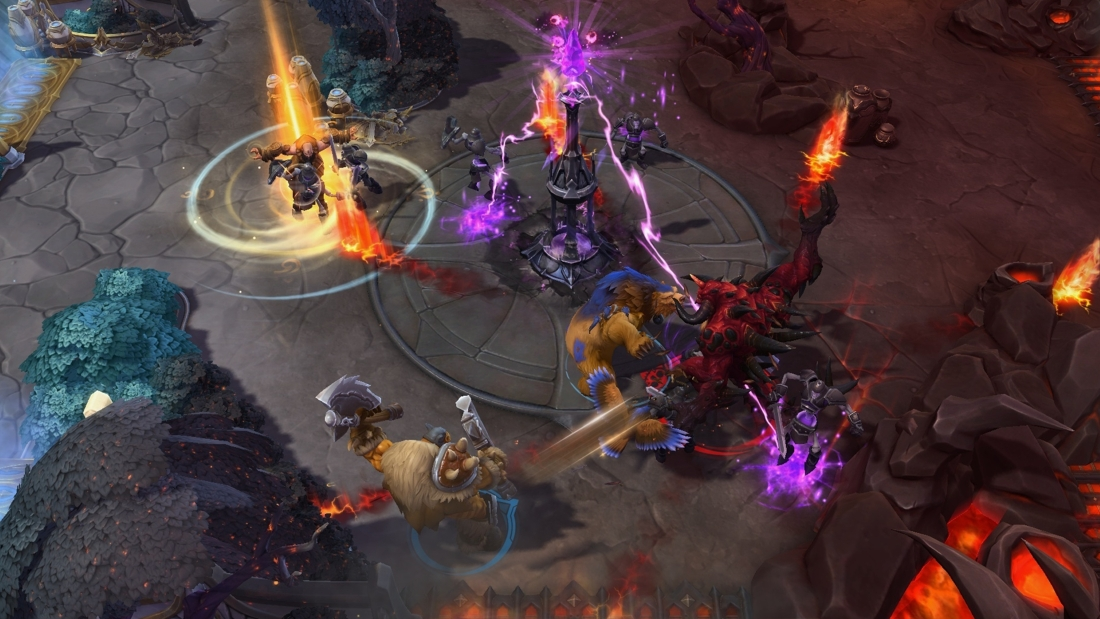 Heroes Of The Storm Gets Two New Characters And Diablo Themed Map