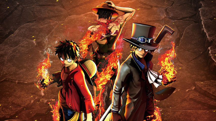 One Piece Burning Blood Is Confirmed For International Release