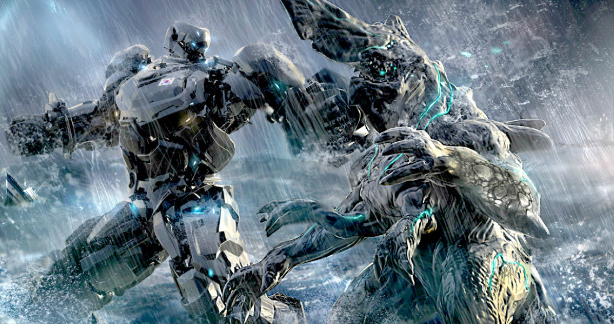 Pacific Rim 2 is apparently still on Pacific Rim