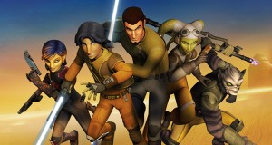 The Star Wars Rebels crew return for a second season come October 3 2015