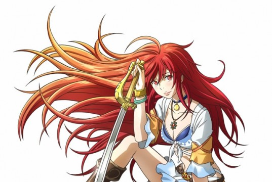 Alderamin on the Sky gets an anime