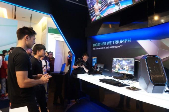 Alienware and MMA 2