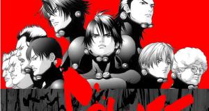 Gantz characters