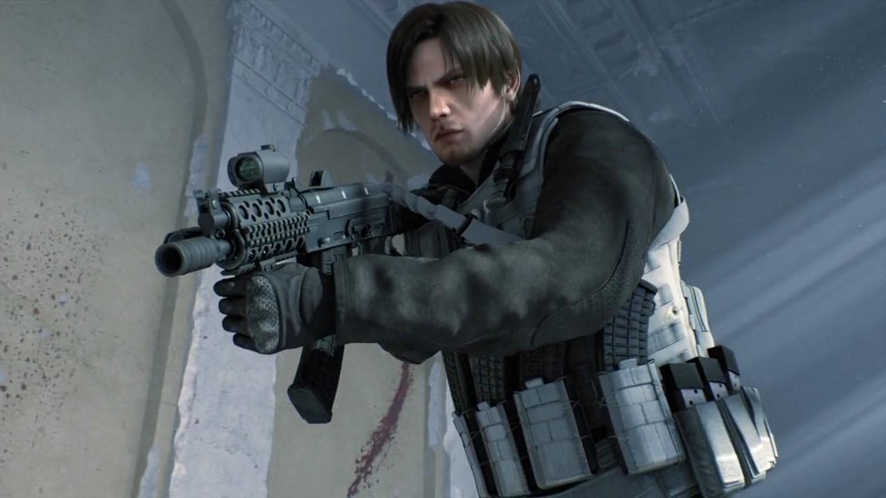 Leon Resident Evil Damnation