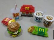 McD x nanoblock Collection