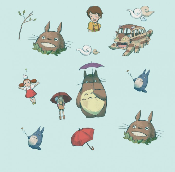 Ghibli clothing