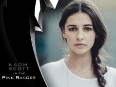 Pink Ranger found and she is Naomi Scott