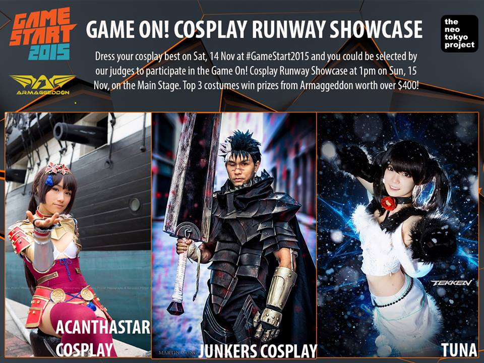 Cosplay Showcase