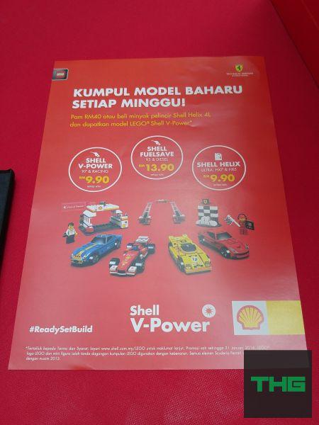 Shell Flyer Lego Malaysia