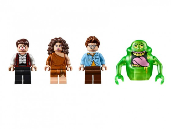 Ghostbusters characters minifig