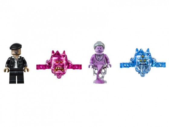 Ghostbusters ghost minifigs