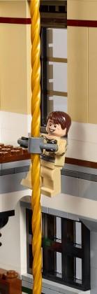 Lego Ghostbusters firehouse fire pole