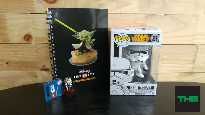 Star Wars Giveaway Runner up
