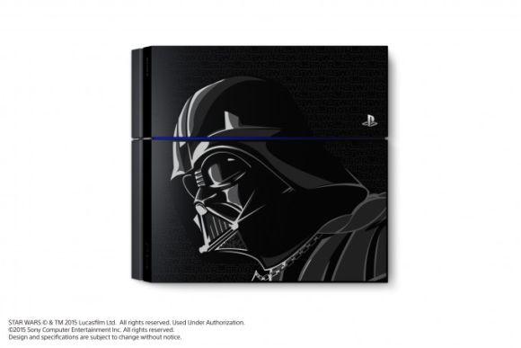 TM Star Wars PS4
