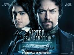 Victor Frankenstein Featured