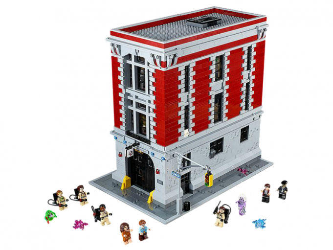 ghostbusters firehouse headquarters