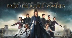 pride prejudice and zombies