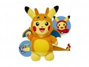 Build your own Pikachu Plushie