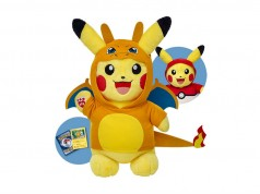 Build your own Pikachu Plushie