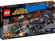 Batman Vs Superman: Kryptonite interceptor Lego box