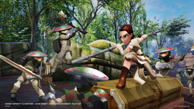 SWTFA Disney 3.0 Rey