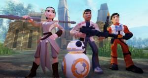 SWTFA Disney infinity 3.0 Characters
