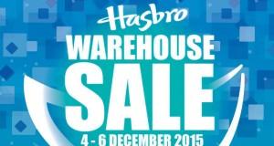 hasbro warehouse sale