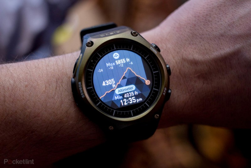 Here are the smartwatches of CES 2016