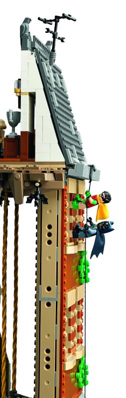 """LEGO reveals gigantic Batman """"66 Batcave Set"""