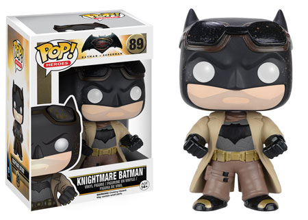 Batman vs superman Funko Knightmare Batman