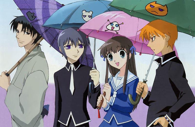 Fruit Basket Anime