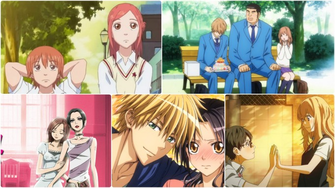 Romantic anime for valentines
