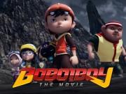Boboiboy the movie main