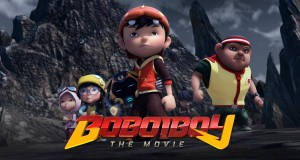 Boboiboy the movie main