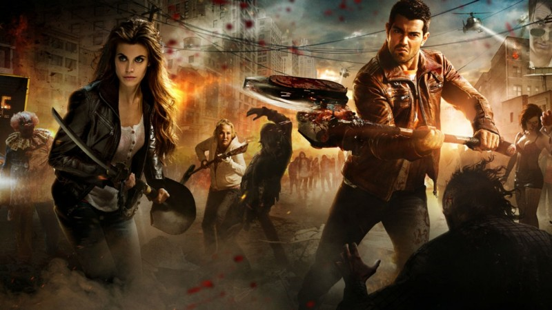 Dead Rising Endgame Is The Next Live Action Movie Based On Horror