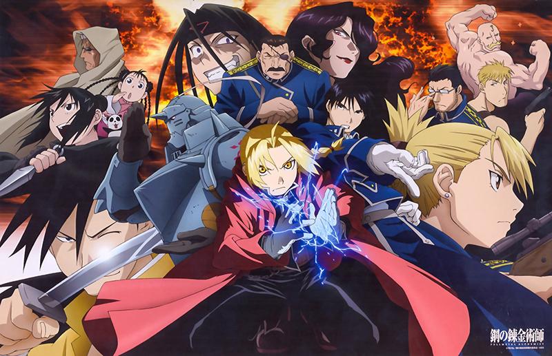 More Cast Join Up For Live Action Fullmetal Alchemist Film