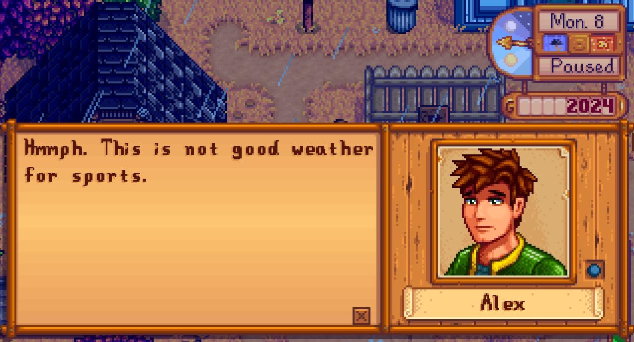 Ya don't say?