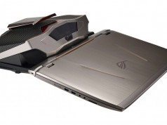 ASUS ROG GX700 gaming notebook