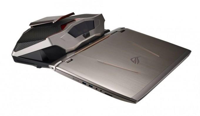 ASUS ROG GX700 gaming notebook