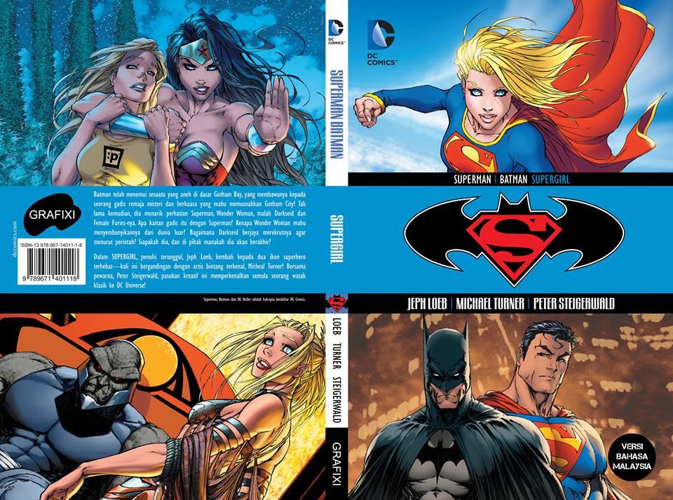 DC Comics in Malay 2